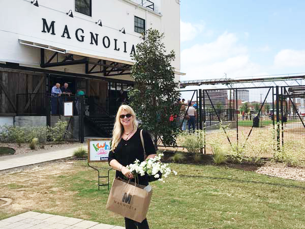 Trip to Fixer Upper's Magnolia Market