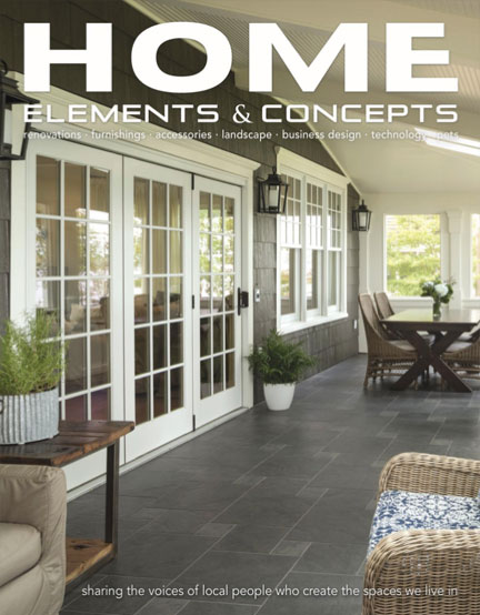 Home Elements & Concepts Magazine Cover February - April 2019