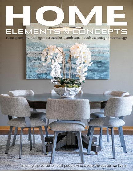 Home Elements & Concepts Magazine Cover August - October 2019